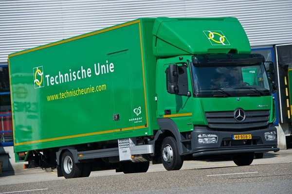 Technische Unie Transport