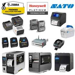Koop label printers in onze webshop